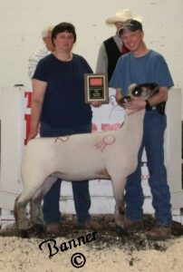 Townsend Best Consignment Award - Oxford